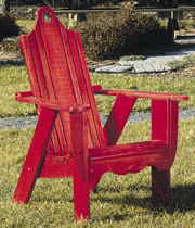 Uwharrie Bridgehampton Chair