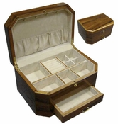 Tizo Jewelry Box Collection - Italian Wood