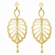 LK Jewelry Micheline Pierced Earrings