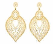 LK Jewelry Pazia Pierced Earrings
