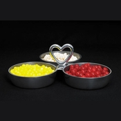 Inspired Generations Heart Trio Love Bowl