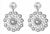 LK Jewelry Chantal Pearl Earrings