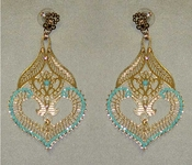 LK Jewelry Chenoa Pierced Earrings
