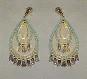 LK Jewelry Aiyana Pierced Earrings