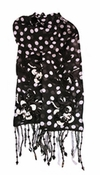Mary Frances Garden Spot - Scarf