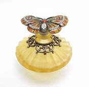Well Jeweled Perfume Bottles