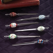 Va Bene Murano Glass Letter Opener (Sold Each)