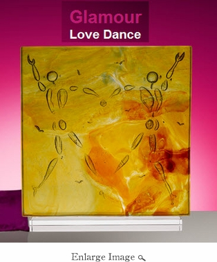 Daum Crystal Love Dance - Guaranteed Lowest Price