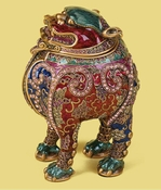 Edgar Berebi Foo Dog
