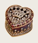 Edgar Berebi Royale Heart Box