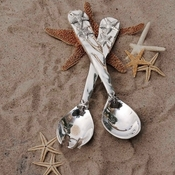 Beatriz Ball Ocean Starfish Salad Servers