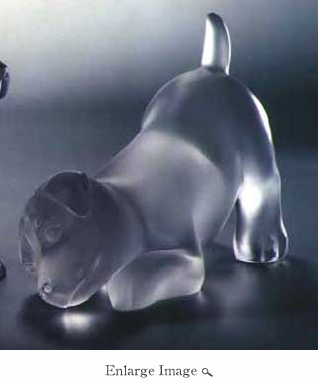 Lalique Crystal: Sweety
