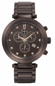 Freelook Watch CORTINA Chrono-Chocolate