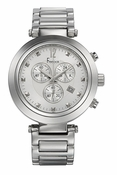 Freelook Watch CORTINA Chrono-Stainless Steel