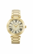 Freelook Watch Yellow Gold Matt Roman Numerals