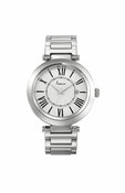Freelook Watch Stainless Steel Shiny Roman Numerals