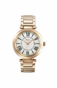 Freelook Watch Rose Gold Shiny Roman Numerals