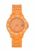 Freelook Watch Women's Seadiver Watch Orange - CLOSEOUT FINAL SALE