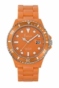 Freelook Watch Seadiver Watch Orange - CLOSEOUT FINAL SALE