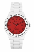 Freelook Watch Red Fog