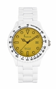 Freelook Watch Yellow Fog