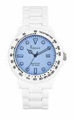 Freelook Watch Seadiver Watch London Fog Blue Dial - CLOSEOUT FINAL SALE