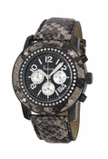 Freelook Watch ALPINA Grey Snakeskin