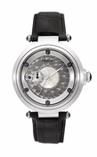 Freelook Watch 10 Year Anniversary limited edition to 100 pcs-black leather band-s