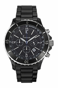 Freelook Watch Black ceramic chrono