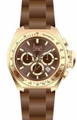 Freelook Watch Aquamarina III Brown Band/RG case