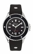 Freelook Watch Aquajelly black with black dial