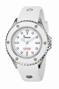Freelook Watch Aquajelly white with white dial