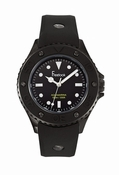 Freelook Watch Aquajelly black with black dial and case