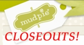 Mud Pie Closeouts