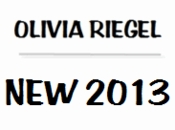 Olivia Riegel 2013 New Collection