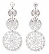 LK Jewelry Karmia Pierced Earrings