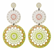 LK Jewelry Maya Pierced Earrings