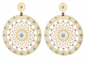 LK Jewelry Asya Pierced Earrings