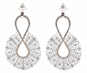 LK Jewelry Ayelet Pierced Earrings