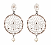 LK Jewelry Gaille Pierced Earrings