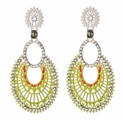 LK Jewelry Rafela Pierced Earrings