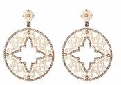 LK Jewelry Delila Pierced Earrings