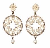 LK Jewelry Nisha Pierced Earrings