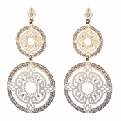 LK Jewelry Lior Pierced Earrings