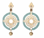 LK Jewelry Janan Pierced Earrings