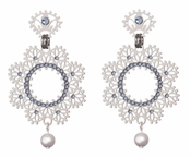 LK Jewelry Zemira Pierced Earrings