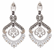 LK Jewelry Sherine Pierced Earrings