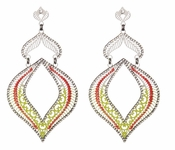LK Jewelry Gili Pierced Earrings