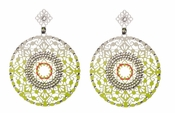 LK Jewelry Natania Pierced Earrings