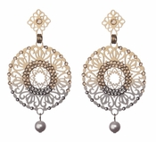 LK Jewelry Valeria Pierced Earrings